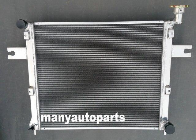 US $189 0 |full aluminum radiator FOR Jeep Commander 06 10 Grand Cherokee  05 10 3 0 3 7 V6 4 7 6 1 V8-in Radiators & Parts from Automobiles &