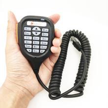 Bj 218 dorigine BJ 318 Microphone Seapker haute qualité micro haut parleur Microphone PTT Compatible avec Zastone Z218 talkie walkie