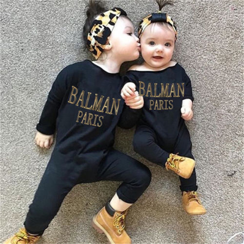 2e62ea056 Emmababy 0-5Y Infant Baby Boy Girl Kids Cotton long sleeve letter ...