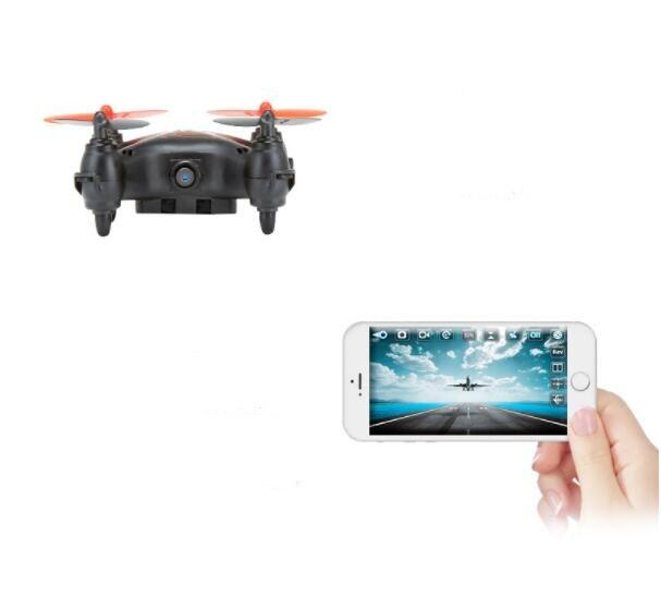 MLLSE mini avion drone APP contrôle télécommande photographie aérienne