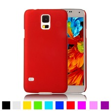 цена на S5 mini Matte Rubberized Cover Hard Plastic Case For Samsung Galaxy S5 Mini S5Mini G800 4.5