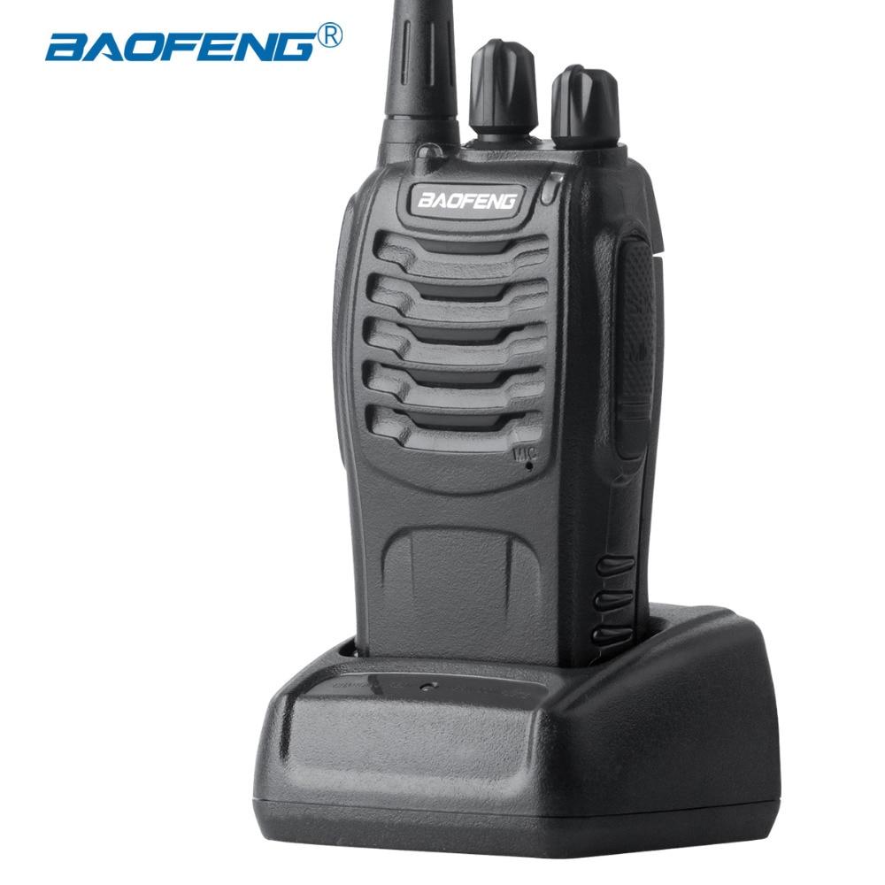 Baofeng BF-888S Walkie Talkie 16CH Estación de radio práctica - Radios