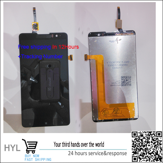 ФОТО Original quality 100% NEW Touch screen digitizer+LCD display For Lenovo  S898t S8 S898t+ BA410 fast shipping tracking number