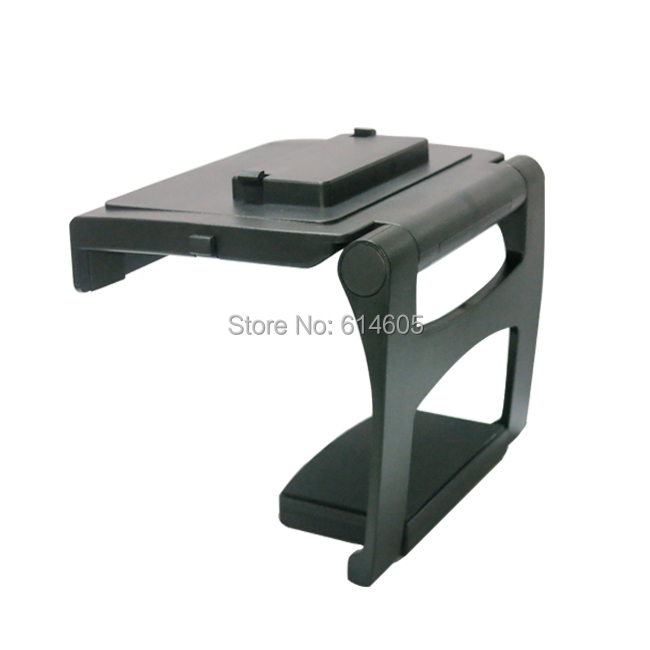 TV Clip Mount Dock Stand Holder for Microsoft Xbox One Kinect Sensor Camera