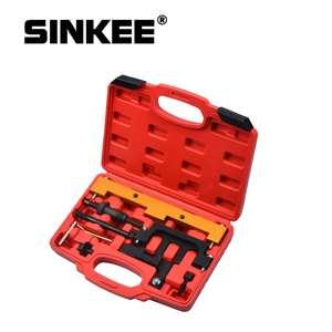 Image 2 - Silnik benzynowy ustawienie rozrządu narzędzie blokujące zestaw do BMW N42 N46 N46T B18 A B20 A B wałka rozrządu SK1067