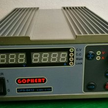 Gophert DC Switching Power Supply CPS-8412 DC Output 0-84v 0-12A Adjustable