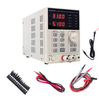 30V 10A Precision Variable Adjustable DC Linear Power Supply Digital Regulated Lab Grade 4 Digit Led Displays KA3010D