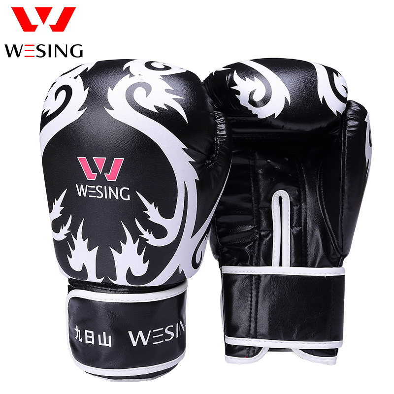<font><b>Boxing</b></font> Kickboxen Muay Thai Trainingshandschuhe Gel Sparring Boxsack Mitts image