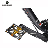 ROCKBROS Cycling Pedal Ultralight MTB Pedal Mountain Road Bike Pedal Bicycle Parts Pedal De Bicicleta Bmx
