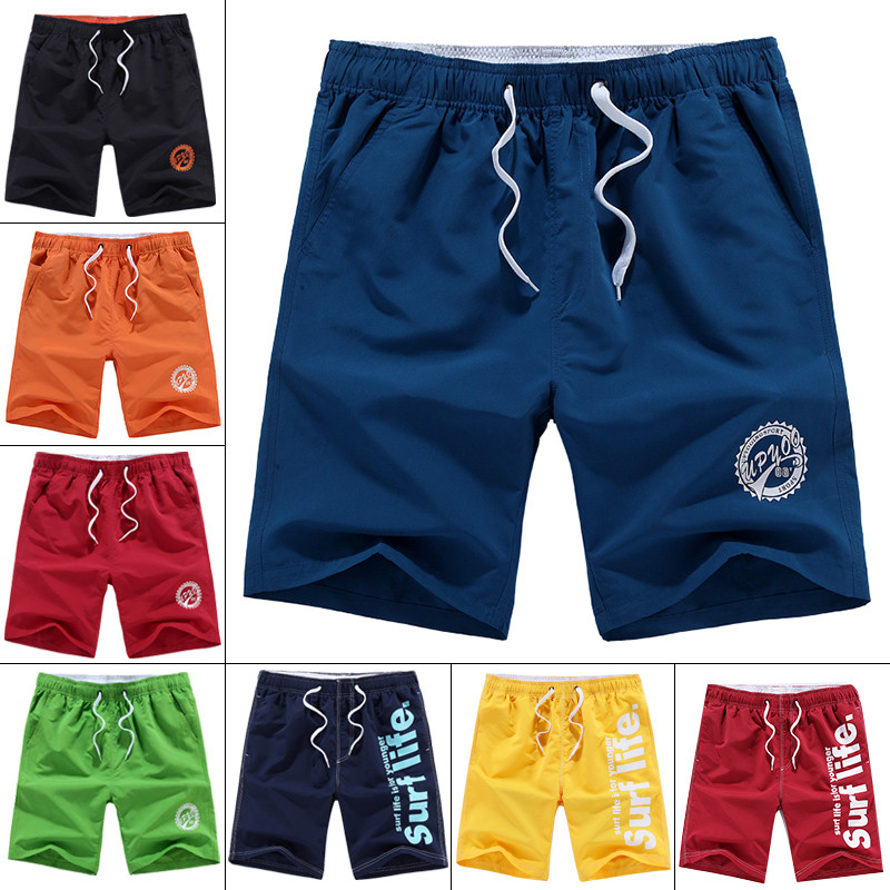 2016-New-Shorts-Men-Brand-Clothing-Summer-Bermuda-masculina-Men-Fashion-Board-Shorts-Casual-Homme-Shorts
