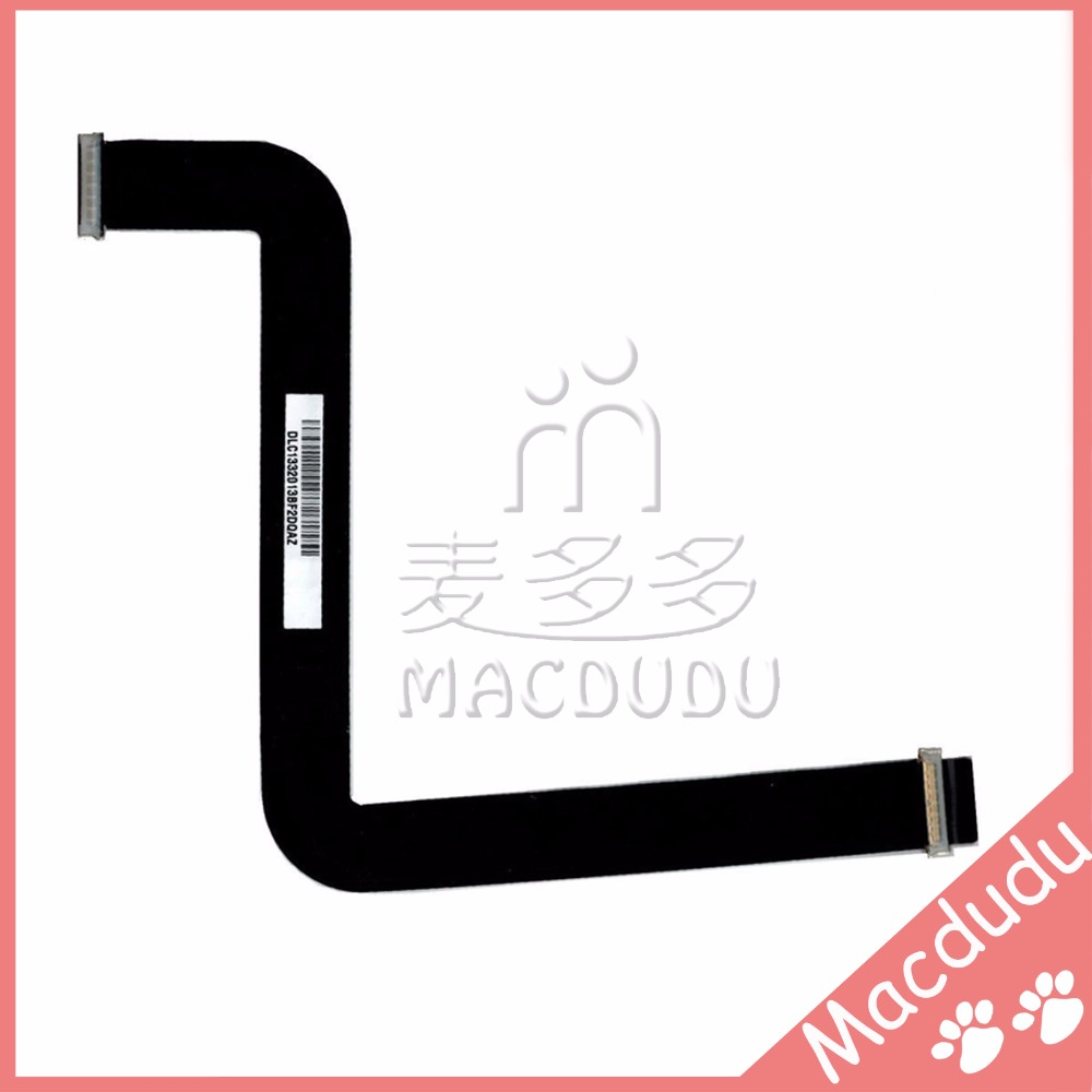 NEW For iMac 27 A1419 LCD Lvds Cable Display LED Flex Cable Late 2012 2013 923-0308 DisplayPart MD095LL/A MD096LL/A original new a1706 a1707 a1708 lcd led lvds screen display cable for macbook pro a1706 a1707 a1708 lcd display flex cable