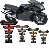New Motorcycle 3D Fuel Tank Protective Stickers Decals For Honda CBR1100XX Blackbird 1996 2006