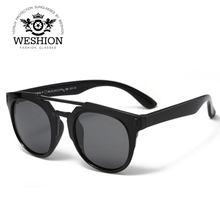 5e3a860360 Fashion Kids Polarized Sunglasses Double Bridge Boys Girls Square Eyeglasses  TR90 Environmental Flexible Safety Frame