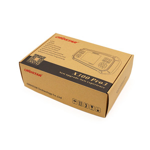 Image 5 - OBDSTAR X300 PRO3 Key Master OBDII Key Programmer X300 pro 3 for toyota H chip Odometer Correction Tool EEPROM/PIC Online Update