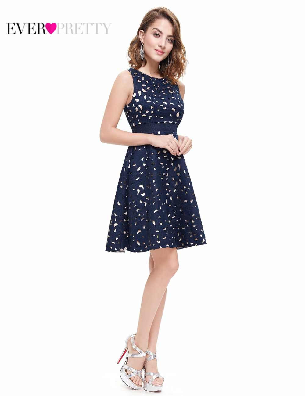 feecc31c495 ...  Распродажа  постоянно довольно элегантные коктейльные платья EP05432  контраст Цвет трапециевидной формы без рукавов с ...