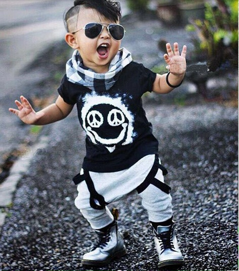 2018 New style summer baby boy clothes set cotton fashion letters printed T-shirt+pants 2pcs Infant newborn baby clothing set 2018 autumn baby boy clothes baby clothing set fashion cotton long sleeved cartoon t shirt pants newborn baby girl clothing set