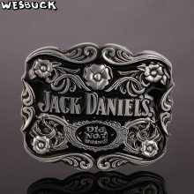 WesBuck Belt Buckles Unique Metal New Cool Western Mens Vintage Cowboy Cowgirl Buckle