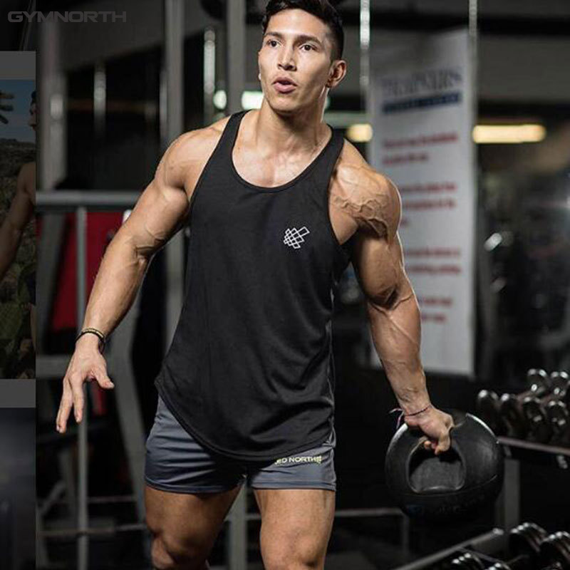 Tank Top Men Bodybuilding Ropa De Hombre 2020 Regatas Masculino Gyms Tank Top Cotton Fitness Clothing