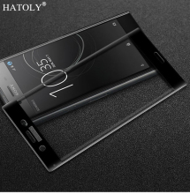 2PCS Tempered Glass For Sony Xperia XZ F8331 Screen Protector for Sony XZ Dual Full Cover for Sony Xperia XZ 3D Curved Edge Film