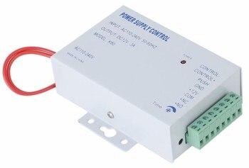 SmartYIBA Power Supply Control for Video Intercom System Electronic Door Lock Door Accessories Access Control Phone 12V