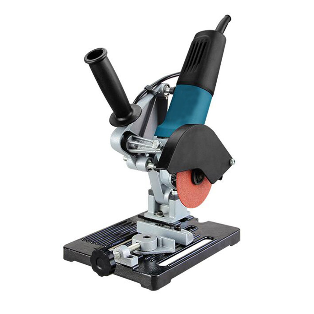 Universal Angle Grinder Support Grinder Carrier Wood Stone Metal Cutting Machine Frame Hand Tool Мельница