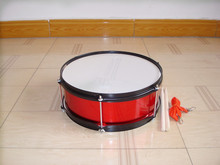 Child small snare drum toy drum color wood
