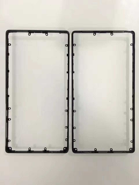 Original Middle Frame bezel Black Ceramic for Xiaomi MI MIX mi mix ...