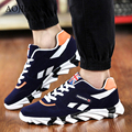 New 2016 mens casual shoes Trainers Breathable sneakers Designer Sport Superstar Blue walking Flats Shoes