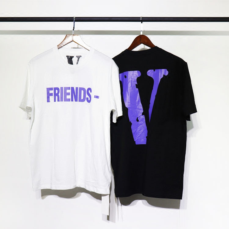 2018 ใหม่ VLONE - เสื้อผ้าผู้ชาย