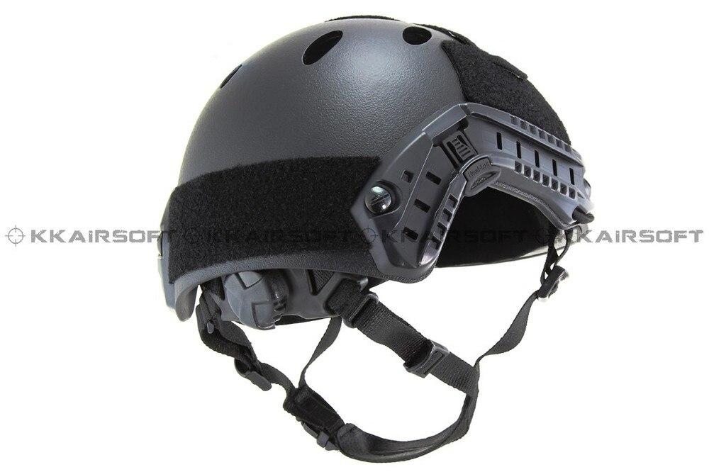 Базовый мотоциклетный шлем прыжок Быстрый Шлем из углеродного волокна оболочки(черный