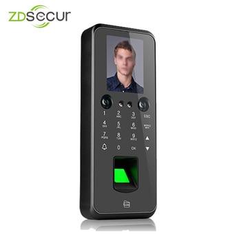 Face and Fingerprint Recognition - Door Access