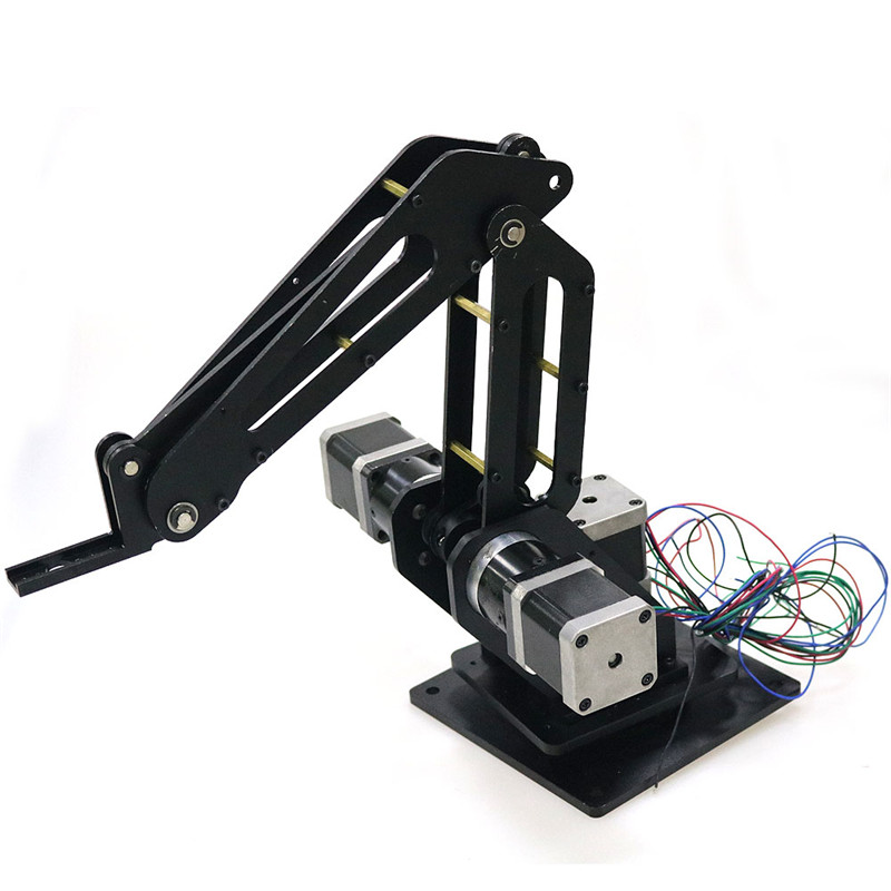 Robot Arm A400, Mechanical high precision stepping Motor robot arm industrial robot arm for industrial robot arm Development цена 2017