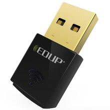 EDUP мини usb-адаптер Wi-Fi 300 Мбит/с высокое качество 802.11n Wi-Fi приемник беспроводной USB Ethernet адаптер сетевой карты ноутбук