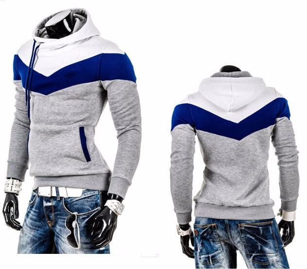 2016 New Winter Autumn Designer Hoodies Men Fashion Brand Pullover Sportswear Sweatshirt Men'S Tracksuits Moleton6
