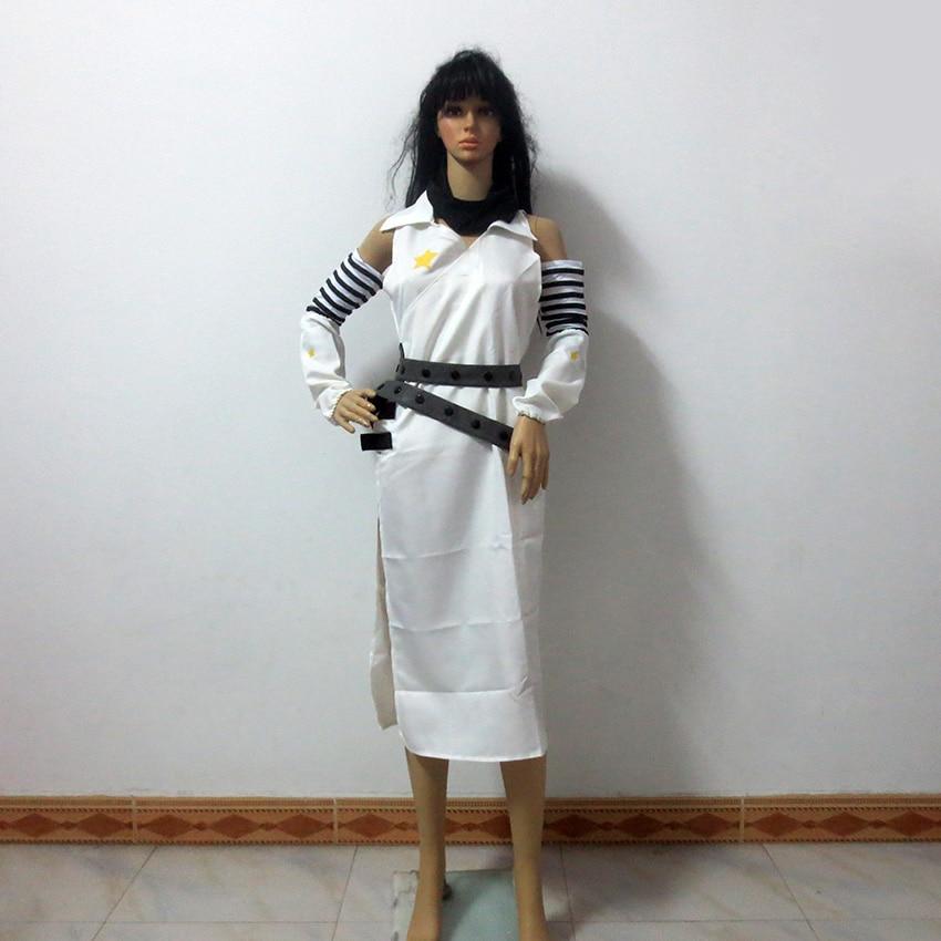 Soul Eater Tsubaki Nakatsukasa Christmas Party Halloween Uniform Outfit Cosplay Costume Customize Any Size