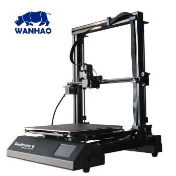 2019 New 300*300*400mm Big Size D9 WANHAO factory desktop 3D printer Wanhao Duplicator 9 FDM / FFF large format 3D printer