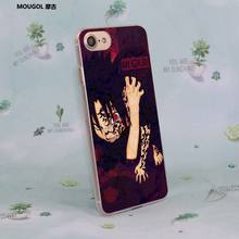 Naruto Sasuke Eyes design case cover for iPhone