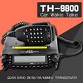 Tyt th-9800 pro 50 w 809ch quad band dual display repetidor scrambler vhf uhf transceiver ham rádio do caminhão do carro