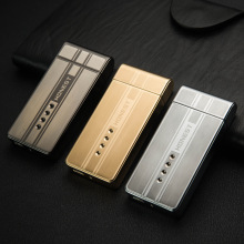Electric Flameless Windproof Lighter