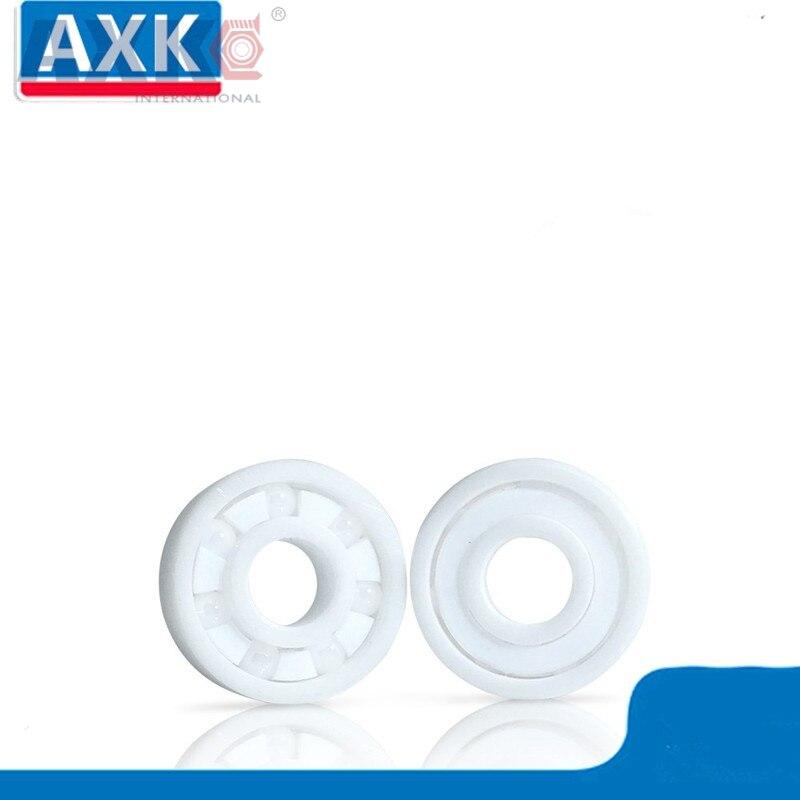 Livraison gratuite 6304 CE taille 20*52*15mm roulements en céramique pleine ZrO2 zircone roulements à billes conservateur tourner en douceur sans huile