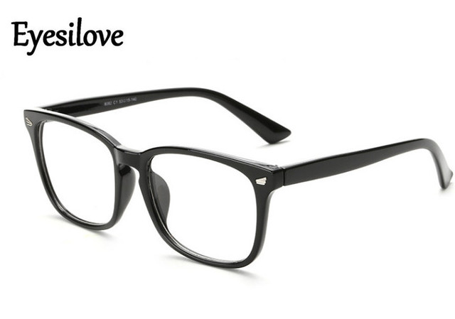 f3425518be Eyesilove retro Finished myopia glasses men women Nearsighted Glasses  shortsight eyewear prescription glasses -1.00 to