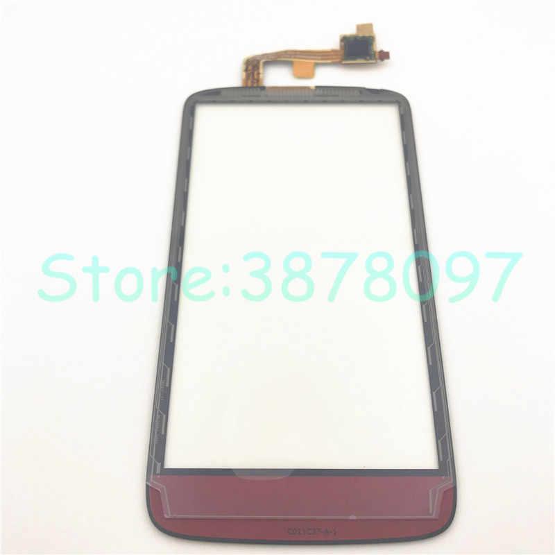 Originale 4.3 pollici Per HTC Sensation 4g G14 Z710e Anteriore Dello Schermo di Tocco Digitizer Pannello di Vetro del Sensore di Ricambio parti di Riparazione