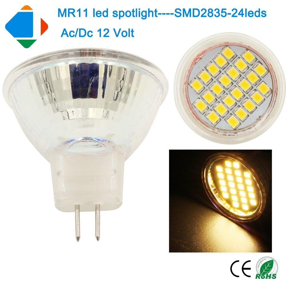 Viewi 5X led light bulbs 12 volt E27 E12 E14 B22 GU10 G9 Ac/Dc 12v ...