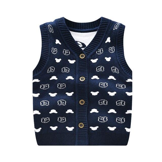 1181f7e70 2016 New Baby Vest Baby Infant Sweater Vest Warm Baby Coat Winter ...