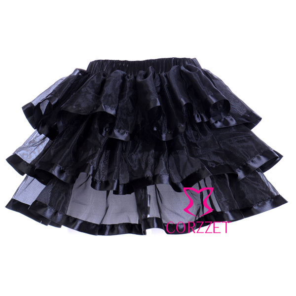 55573a69db Sexy Multilayer Tulle Skirt Suitable for Matching Corsets & Dance Ball Gown  Clubwear Skirts Womens Chiffon Skirt-in Skirts from Women's Clothing on ...