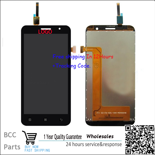 A++ quality original guarantee Black/white For lenovo A8 A806 A808T LCD display+Touch screen Panel Digitizer in stock!