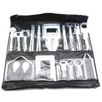 38 Pieces Car Tools Detaching Devices Bag Tool Set For VW Audi Benz Posche Ford Citroen