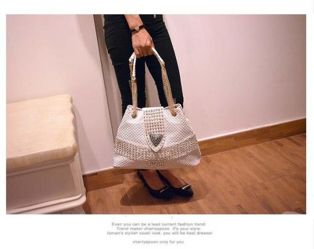 2020 nova bolsa feminina maré diamante broca