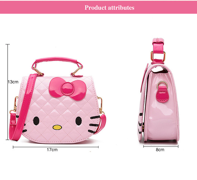 Hello Kitty Backpack 4