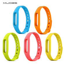 Xiaomi Mi band Smart Wristband Silicone Replace Belt Strap Mi Band Bracelet For MI Smart Wristband S